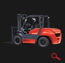 Stärke Professional Heavy Duty Internal Combustion Counterbalance Forklifts