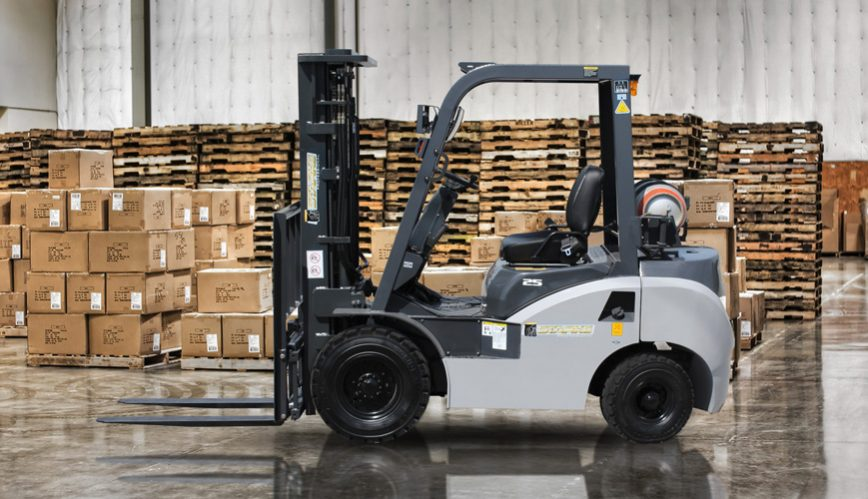 starke xvi pro fg25 5000 lb forklift