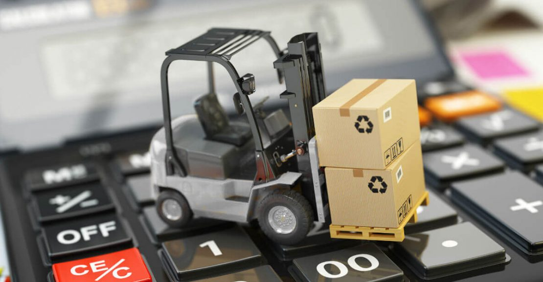 forklift lease and financing options