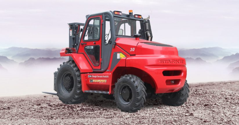rough terrain forklift blog